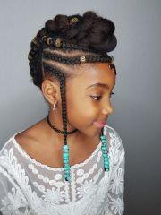 black kids braids hairstyles