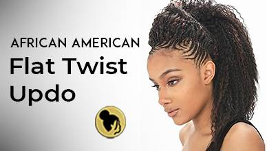 African American Flat Twist Updos On Natural Hair New Natural