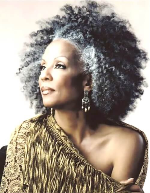 Hairstyles For Black Women Over 60 New Natural Hairstyles