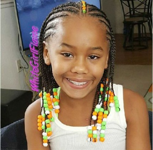 Little Black Girls 40 Braided Hairstyles New Natural Hairstyles
