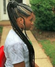 stunning ponytail hairstyles