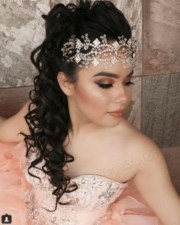 mind blowing quinceanera hairstyles