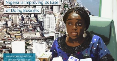 Nigeria is improving its ease of doing business