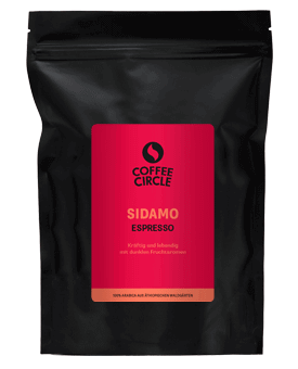 Bio Espresso von Coffee Circle
