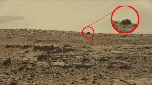 Mistero su Marte Opportunity ha scoperto unabitazione