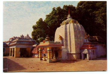 Loknath Temple, Puri, Odisha