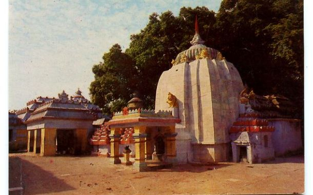 Loknath Temple, Puri, Odisha