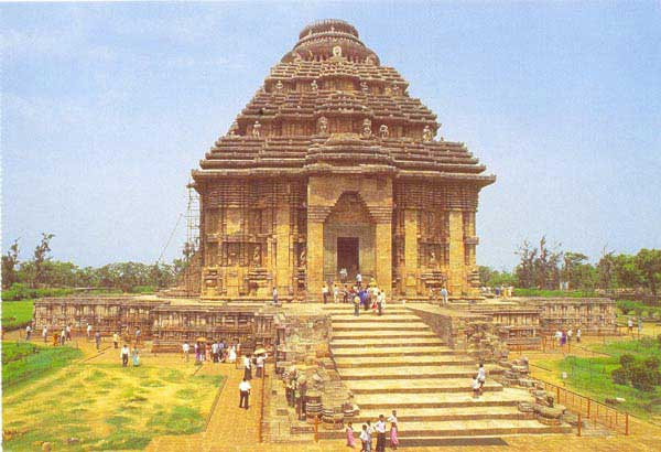 Konark Sun Temple of Odisha