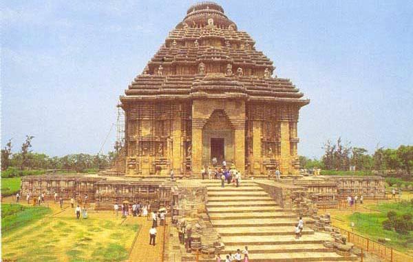 Konark Sun Temple of Odisha
