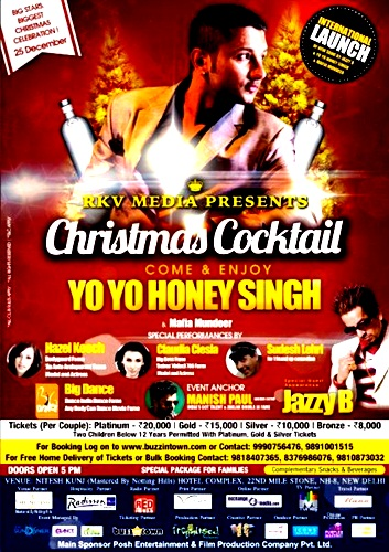 christmas-special-yo-yo-honey-singh-live
