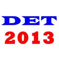 DET 2013