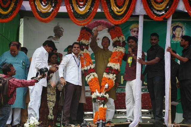 Odisha Jana Morcha Program