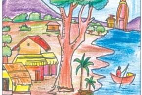 Painting By Soumya Ranjan Sahu