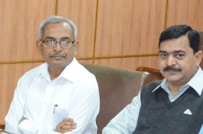Jugal Kishore Mohapatra is Odisha's New Chief Secretary