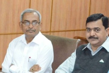 Jugal Kishore Mohapatra is Odisha's New Chief Secretary