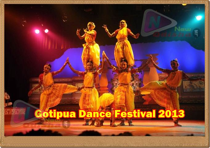 Gotipua Dance Festival 2013