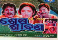 Megha Barasila Tupuru Tupuru Song Lyrics of Oriya Film Sesa Srabana