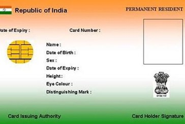 Documents Needed for Aadhaar Card