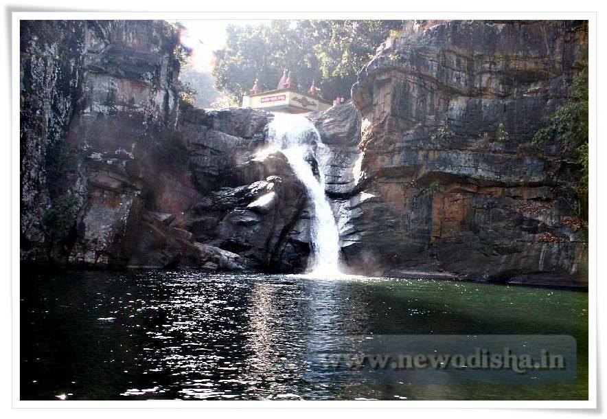 Devkund Waterfall of Odisha