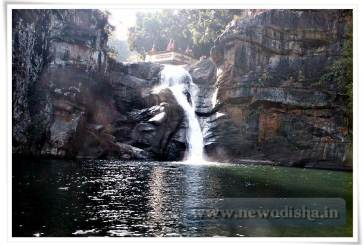 Devkund Waterfall of Odisha