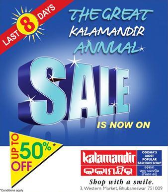 Kalamandir Fashion Shop offer
