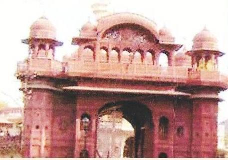 2013 Durga Puja Gate Design of Malgodam Puja Committee of Cuttack
