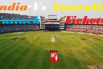 Buy Tickets Online For India vs Australia at Barabati Stadium on 26th Oct 2013