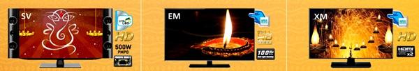 Panasonic LED Tvs