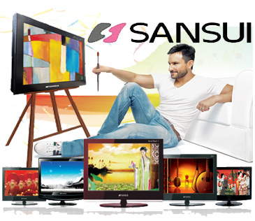 Diwali 2013 Offers on Sansui LCD, LED and HD Televisions