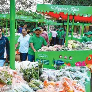 VeggieKart - Buy Fresh Vegetables in Odisha