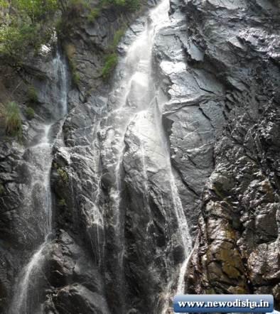 Pradhanpat waterfall