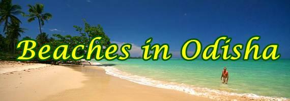 beaaches in odisha