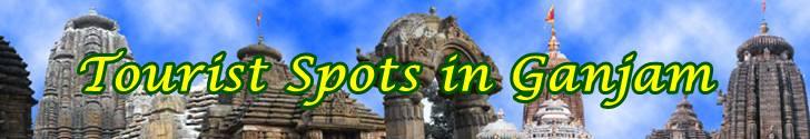 Famous Tourist Spots in Ganjam