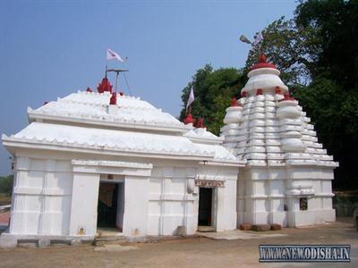 Bhattarika Temple of Athgarh of Odisha