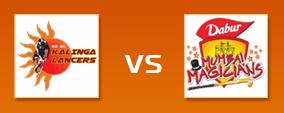 Kalinga Lancers vs Mumbai Magicians Hockey Match Live on 1st Feb 2014