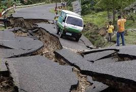 Earthquake Hits India at 9.55 P.M. on 21/05/2014