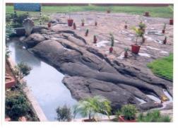 Bhimkhand Sleeping Bishnu   Tourist Places in Angul
