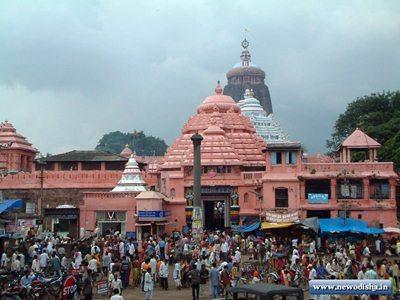 Lord Jagannath Temple of Puri