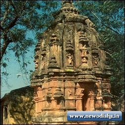 Sashisena Temple of Subarnapur District