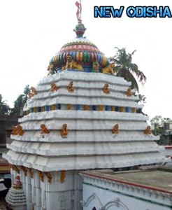 Baba Akhandalmani Shiva Temple of Bhadrak