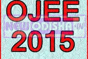 Online Odisha Joint Entrance Exam (OJEE) 2015 Application form Fillup Started