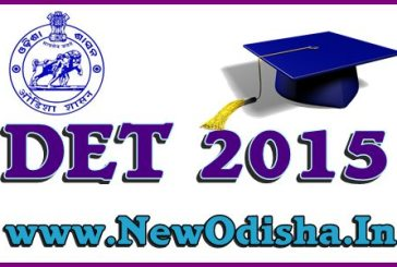 DET Odisha Exam Results 2015