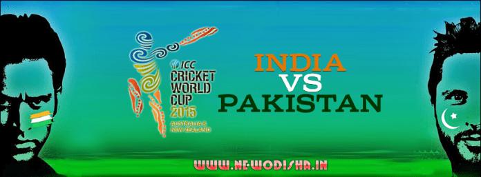 India vs Pakistan Banner