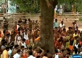 Lord Balabhadra Daru axed at Jhankada