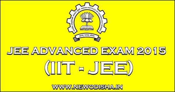 Online Registration For JEE Advanced 2015