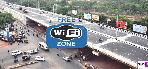 Free WIFI in Bhubaneswar from 15th July 2015