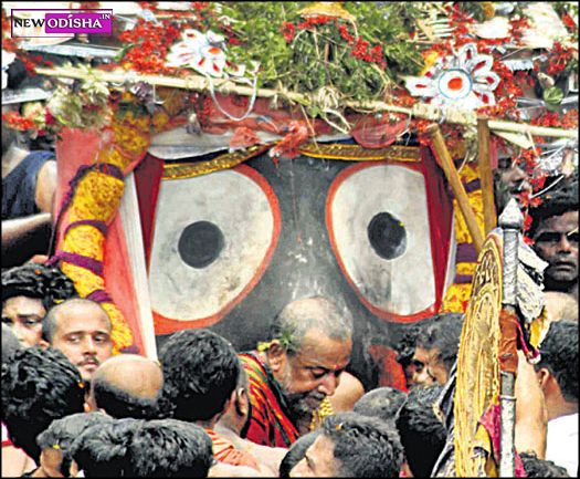 Puri Rath Yatra 2015 Pahandi Photo Gallery