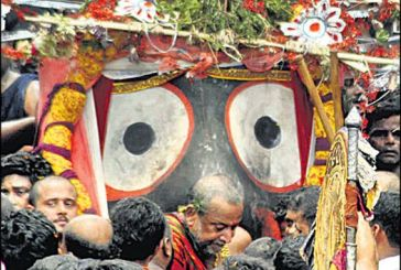 Puri Rath Yatra 2015 Pahandi Photo Gallery