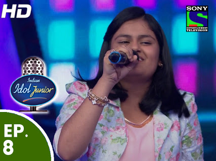 Ananya Sritam Nanda 8th August 2015 Indian Idol Junior Singing Video