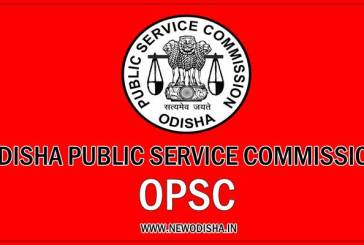 Odisha Civil Service Pre Exam 2015 Time Table by OPSC